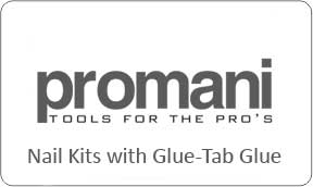 Promani Artificial Nails Kit